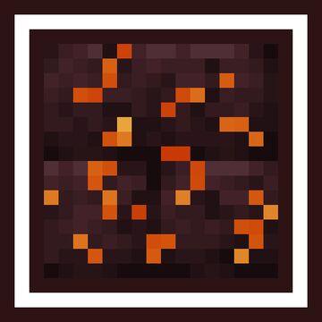 Alternative Better Cracked Nether Bricks Minecraft Texture Pack