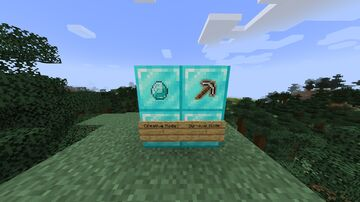 Craftable Gamemodes Texture Pack ( Download the data pack for it to work properly ) Minecraft Texture Pack