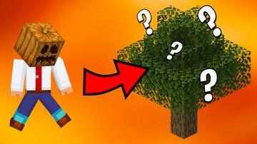 Hermit Tree Prank Minecraft Texture Pack