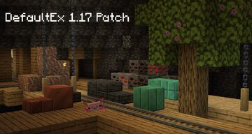 DefaultEx [1.17 Patch] Minecraft Texture Pack