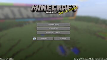 Update Title Screens: 1.12 World of Color Update Minecraft Texture Pack