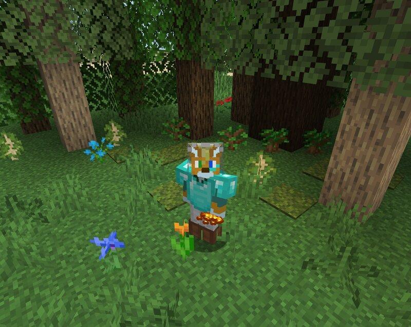 Birch to Light Oak: Mini-Pack