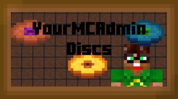 YourMCAdmin Discs Minecraft Texture Pack