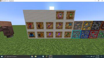 My first high effort pack Minecraft Texture Pack
