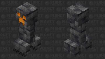 Default Deepslate Mobs Minecraft Texture Pack