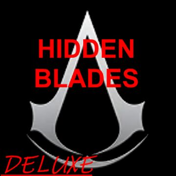 [Deluxe] Assassin's Creed Hidden Blades Minecraft Texture Pack