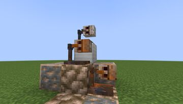 Iron Golem Anvils Minecraft Texture Pack