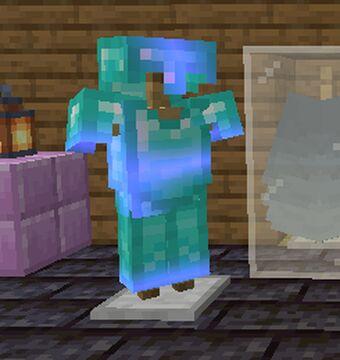1.17.1 clear enchant glint Minecraft Texture Pack
