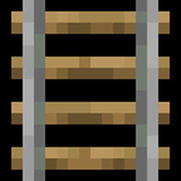 Updated Rails + Ladder Texture Minecraft Texture Pack