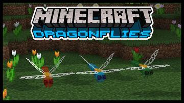 Dragonflies Minecraft Texture Pack