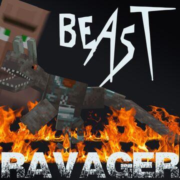 BEAST Ravager Minecraft Texture Pack