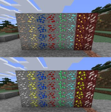 A Few Adjustments Minecraft Texture Pack