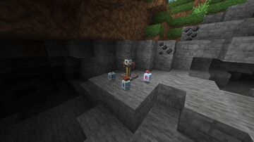 Realistic Potions Minecraft Texture Pack