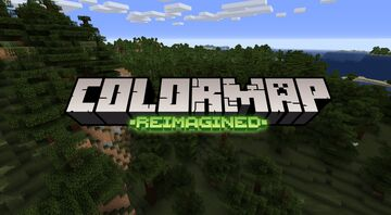 Colormap Reimagined Minecraft Texture Pack
