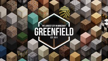 Greenfield Official Texture Pack Minecraft Texture Pack