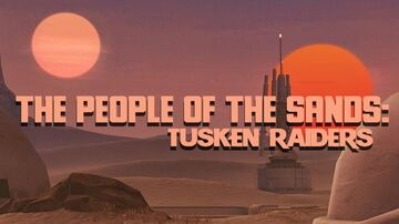 TPofTS: Tusken Riders - T-sPack for Custom NPCs Minecraft Texture Pack
