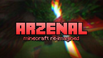 Arzenal | minecraft re-imagined | 1.17 512x UPSCALED Vanilla Minecraft (ESRGAN) Minecraft Texture Pack