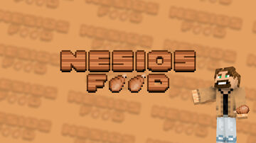 Nesios Food addon Minecraft Texture Pack