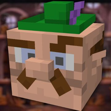 Morshu Villager Minecraft Texture Pack