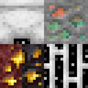 Consistency: Uniform Steels Minecraft Texture Pack