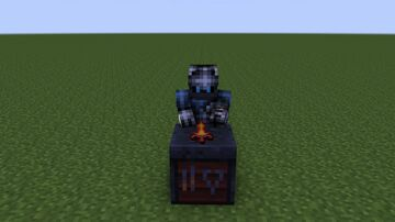 Fiery Great Sword Minecraft Texture Pack