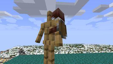Arm- shield Minecraft Texture Pack