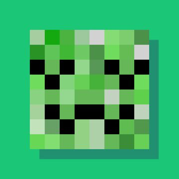 Cursed Creepers Minecraft Texture Pack
