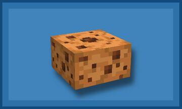 Big Cookies - Bedrock Minecraft Texture Pack