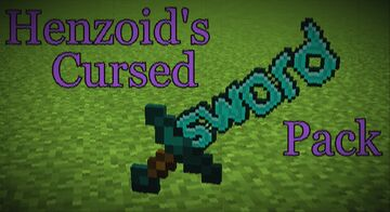 Henzoid's Cursed Sword Pack Minecraft Texture Pack