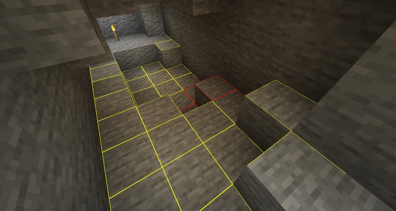 Now you can find why mobs are spawning in your cavehome..