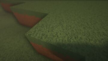Realistic Grass block Minecraft Texture Pack