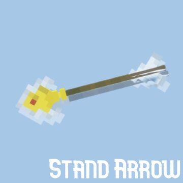 Stand Arrow (requiem) (JJBA) (Optifine) Minecraft Texture Pack