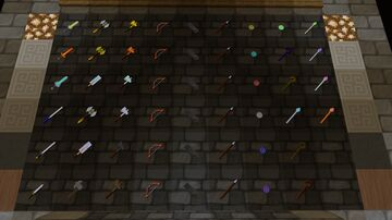 Tale of the Sunsword - Resource Pack Minecraft Texture Pack