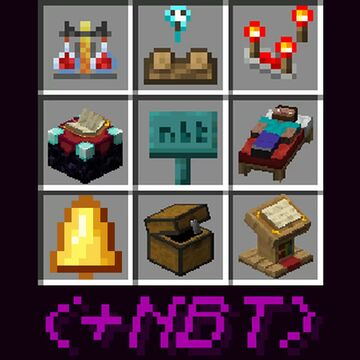 NBT Items - Chime Minecraft Texture Pack