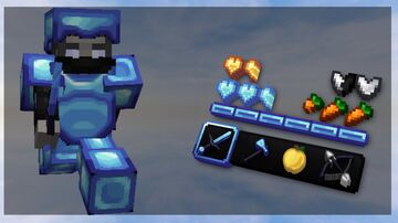Oliveri 64x By SpacyLmao FPS friendly Minecraft Texture Pack