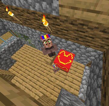 Villagers Children Cack Minecraft Texture Pack