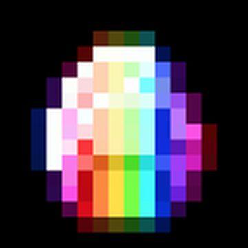 Rainbow Diamond Items Texture Pack [Java Edition] Minecraft Texture Pack