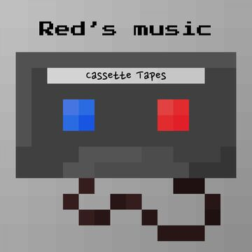 Red's cassette tapes Minecraft Texture Pack