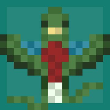 Quetzal Wings Elytra Minecraft Texture Pack