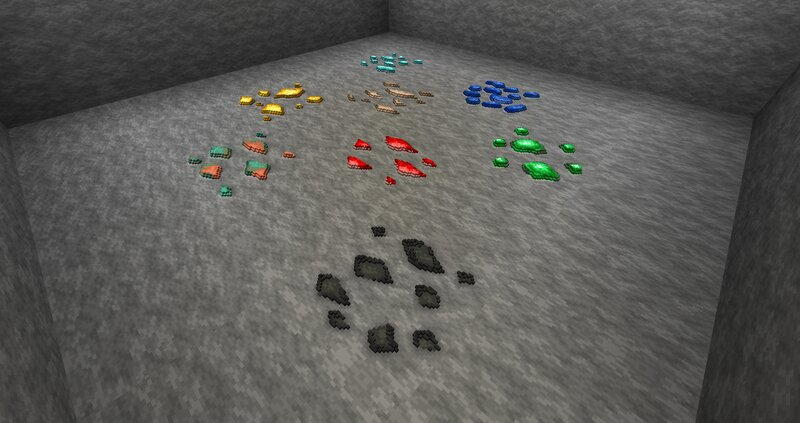 Normal ore variants