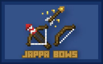 Jappa Bows (Consistency) - Java Minecraft Texture Pack