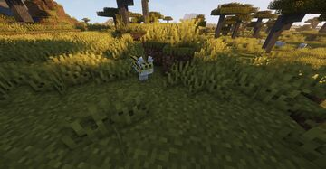 Ocelot to Serval Minecraft Texture Pack