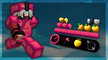 Strawberry 128x By SpacyLmao FPS friendly! Minecraft Texture Pack