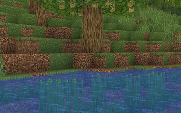 Fixed Seagrass Minecraft Texture Pack