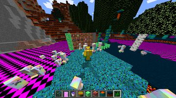 The Most Random Texture Pack Minecraft Texture Pack