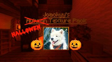 Joachyy's Spooky Hallowen Texture Pack [1.17.X] Minecraft Texture Pack