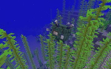 Time's Dark Prismarine Elder Guardians Minecraft Texture Pack