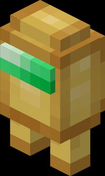 3D Sus Undying Totem Minecraft Texture Pack