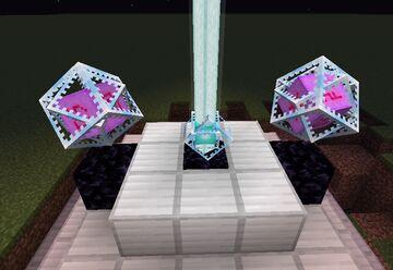 Original MC Beacon (modified) Minecraft Texture Pack
