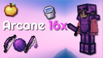 Arcane 16x + Bridge Overlay Minecraft Texture Pack